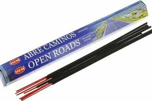 Hem: Open Roads Incense Sticks