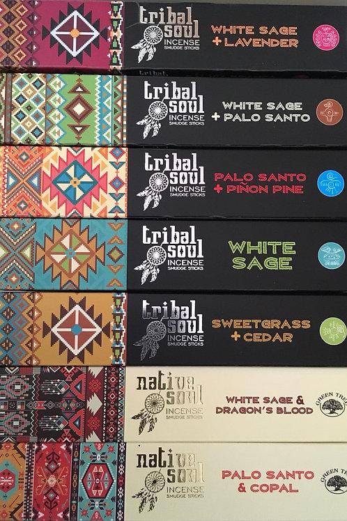 Tribal Soul: White Sage