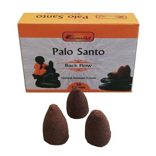 Aromatika: Palo Santo Backflow Incense