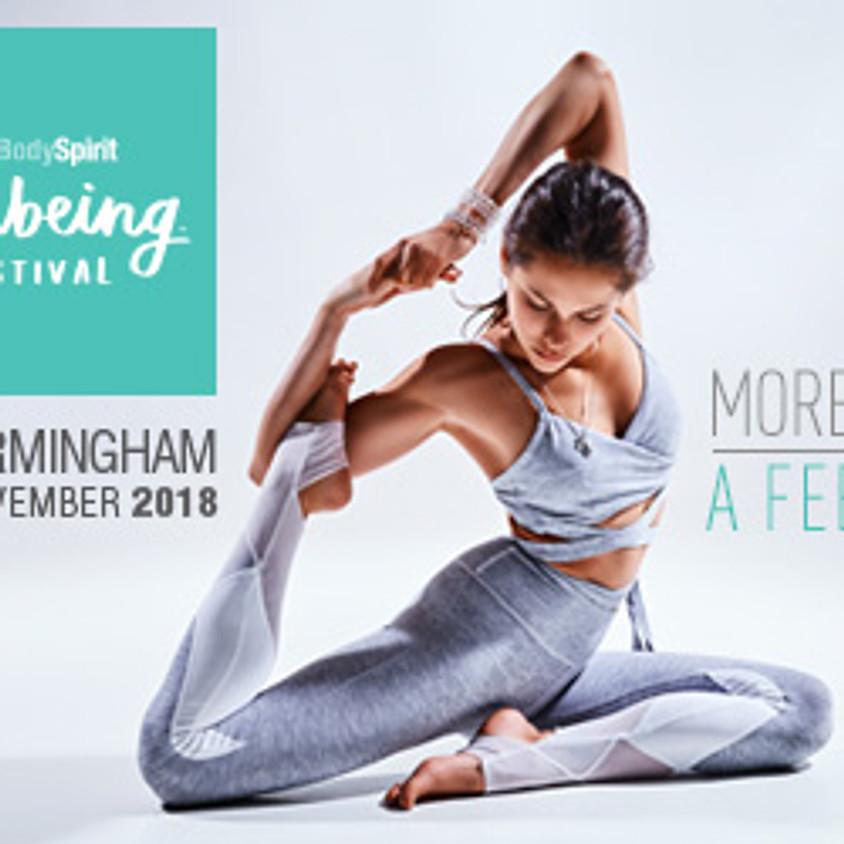 Mind Body Spirit Wellbeing Festival