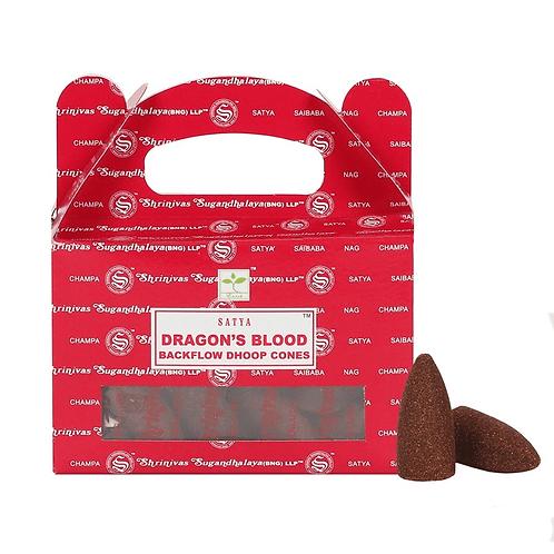 Satya: Dragon's Blood Backflow Cones