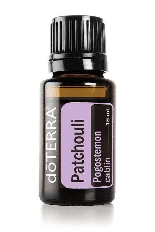 dōTERRA - Patchouli Essential Oil