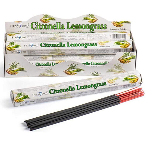 Stamford: Citronella Lemongrass