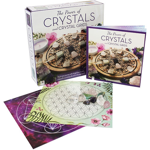 The Power of Crystals & Crystal Grids