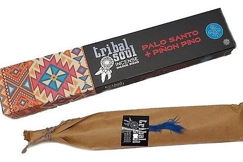Tribal Soul: Palo Santo & Piñon Pine