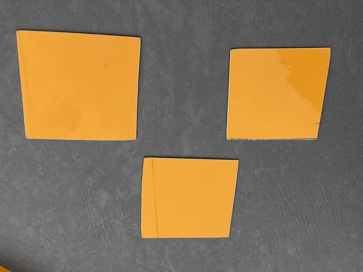 TCX G-MDBD engine intake skin squares