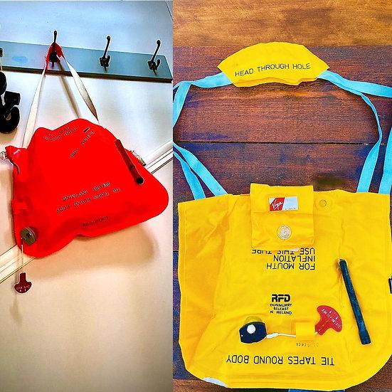 Virgin Atlantic bag for life-jacket PREORDER