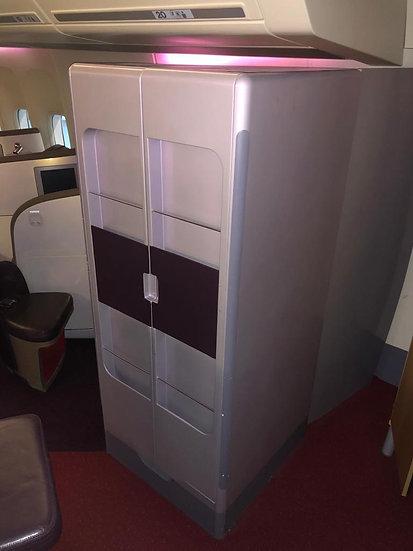 Virgin Atlantic 747 Cupboard