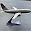 Thumbnail: British Airways Landor 737 aircraft model