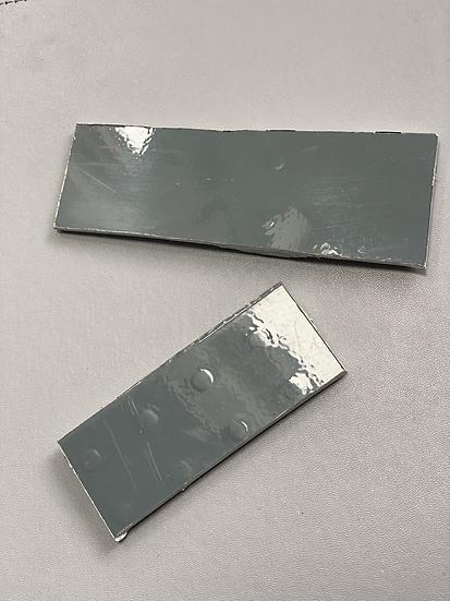 Thomas Cook G-MDBD off cuts showing rivets