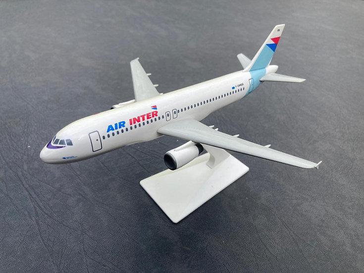 Air Inter F-GHOG A320 model