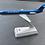 Thumbnail: British Midland Fokker 100 aircraft model
