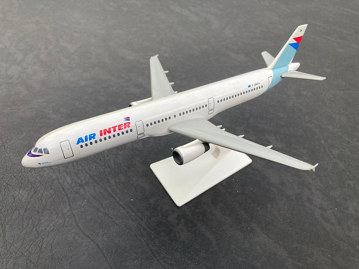 Air Inter F-GMZA A321 model