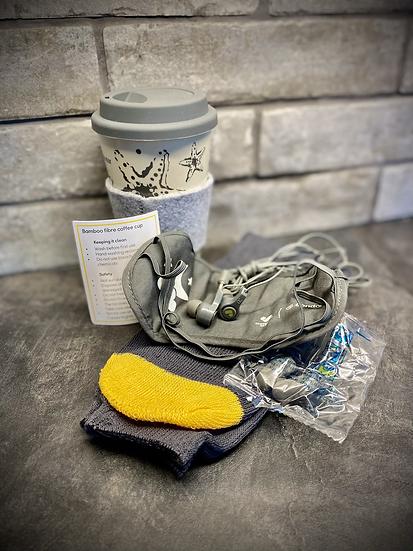 Thomas Cook /Condor Coffee Cup Amenity Kit