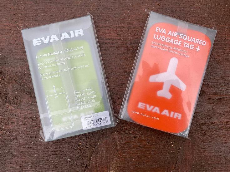 EVA Air bag tag