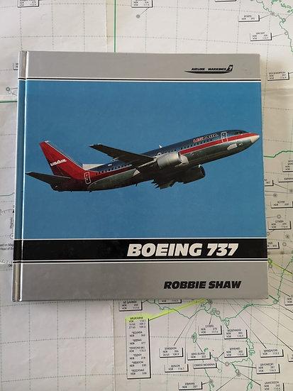 Boeing 737 hardback book