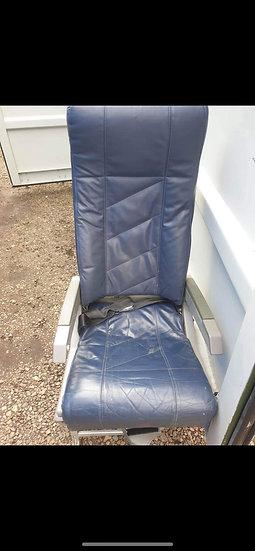 Single Embraer 145 seat