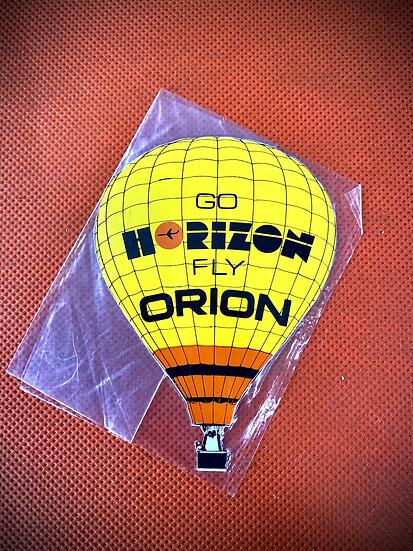 Orion Airways / Horizon Holidays vintage sticker