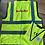 Thumbnail: Airline branded Hi-Viz vests - price per item