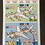 Thumbnail: Airtours B757 safety card