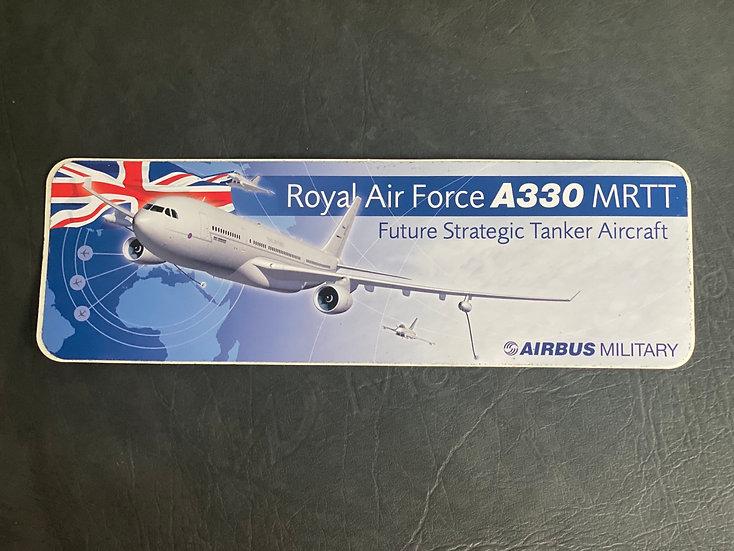 Royal Air Force A330 sticker