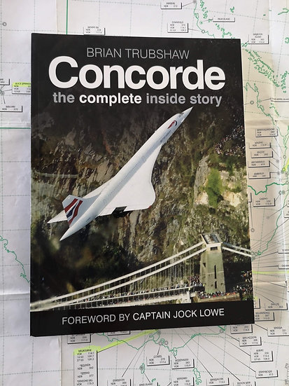 Concorde the complete inside story book