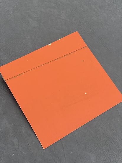 Super Guppy F-BTGV orange large square with backing