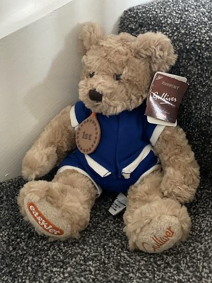 Easyjet limited edition Gulliver bear