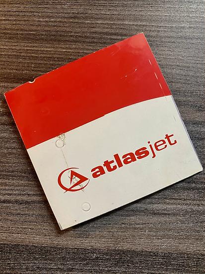Atlasjet skin square with decals TC-ATJ