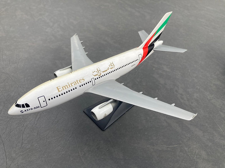 Emirates A310 aircraft model