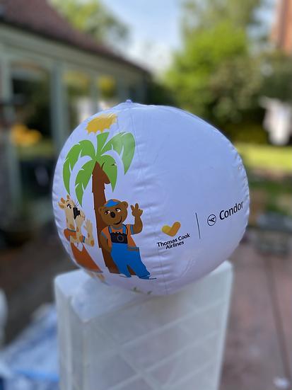 Thomas Cook / Condor inflatable beach ball