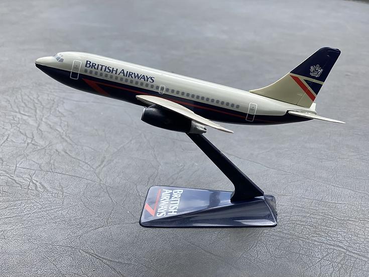 British Airways Landor 737 aircraft model