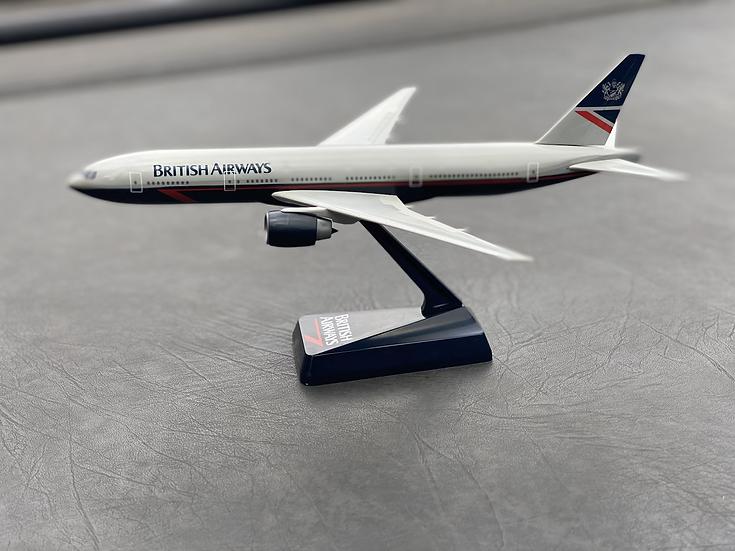 British Airways Landor B777 Wooster model