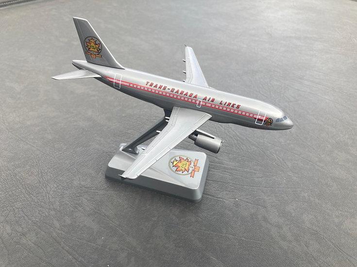 Trans-Canada A319 airlines aircraft model