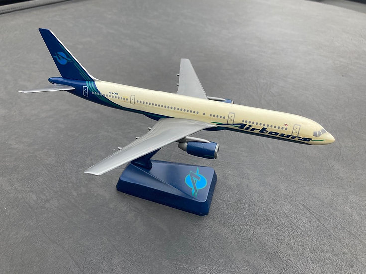Airtours old livery 757 model