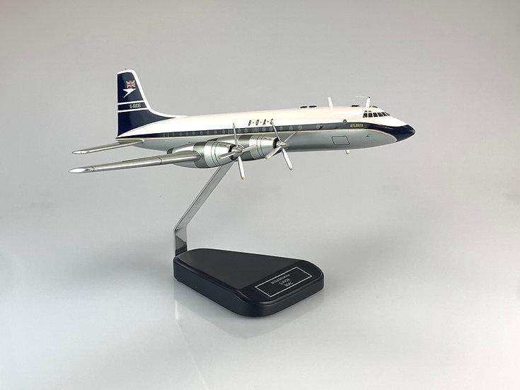 Bristol Britannia BOAC -ATLANTA 1:100 model