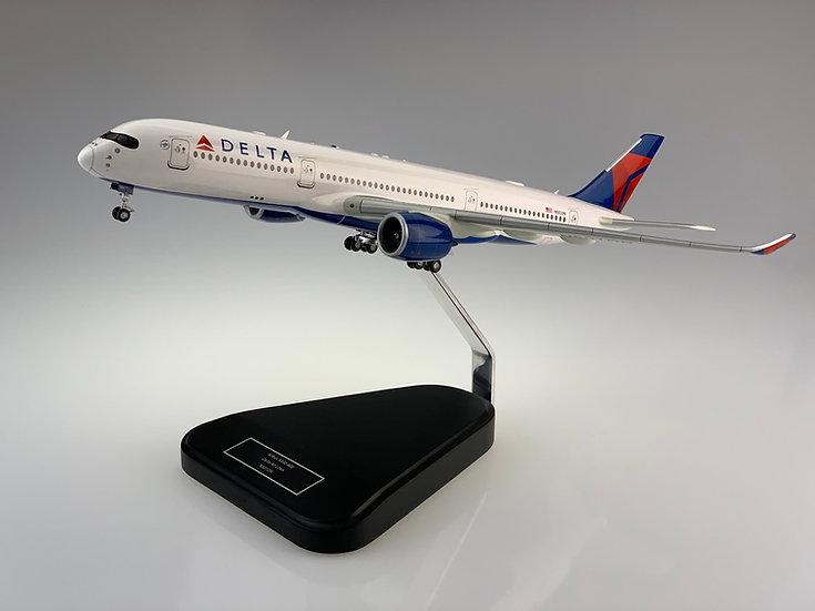 Delta A350-900 1/158 model