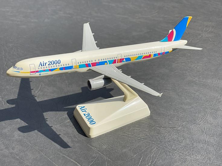 Air2000 aircraft model no box