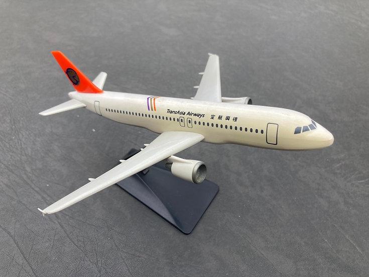 TransAsia Airways A320 aircraft model