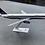 Thumbnail: Delta 767-300 N190DN retro aircraft model
