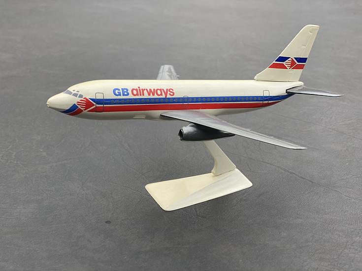 GB Airways 737 wooster model
