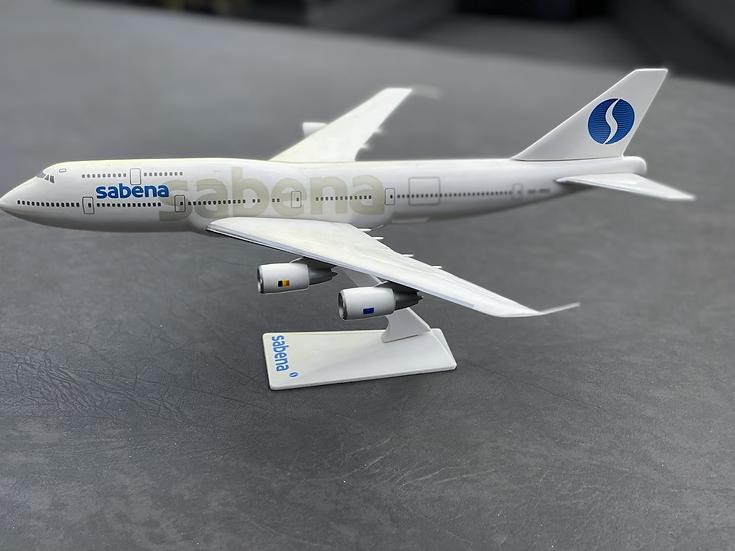 Sabrina 747-300 aircraft model