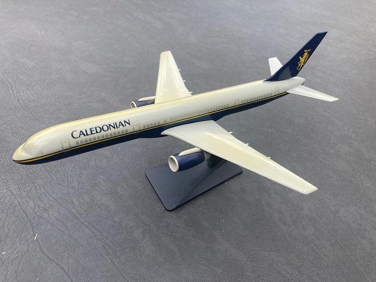 Caledonian 757 aircraft model