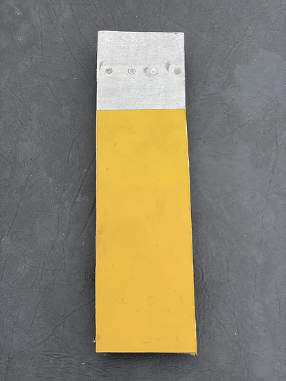 Super Guppy F-BTGV yellow/grey large section with backing