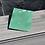 """Thumbnail: Alitalia A321  """"l"""" lettering squares green"""