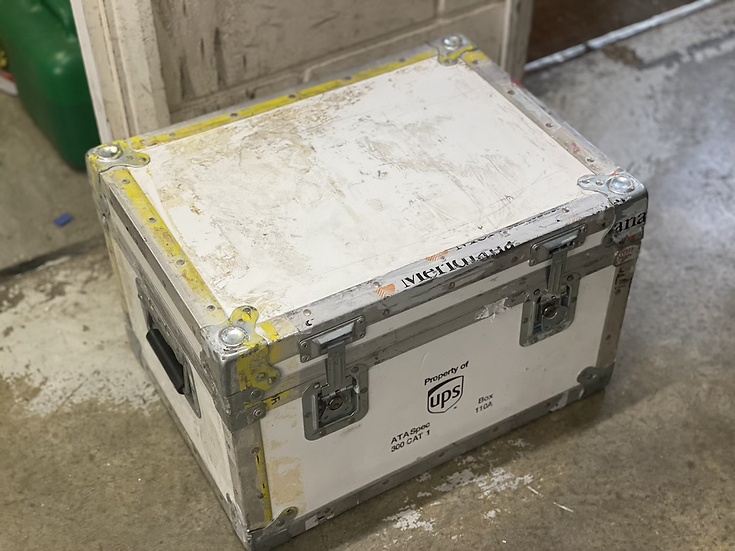 Airline spares box