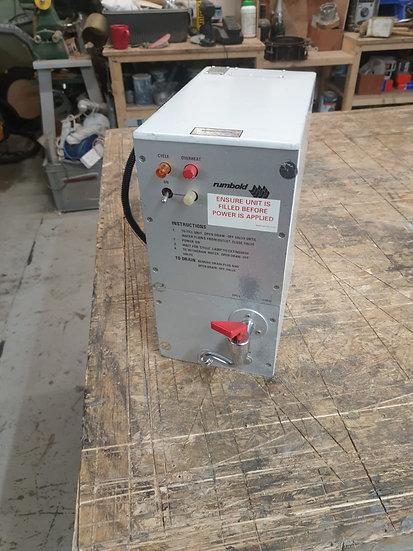 Rumbold Galley Kettle/water Boiler
