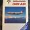 Thumbnail: DAN AIR London Vintage Bar Tariff, July 1977