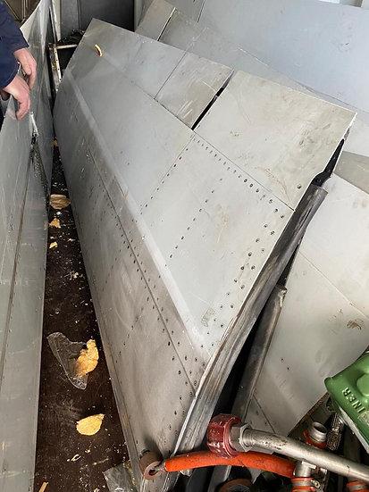 737NG OE-LNL flap