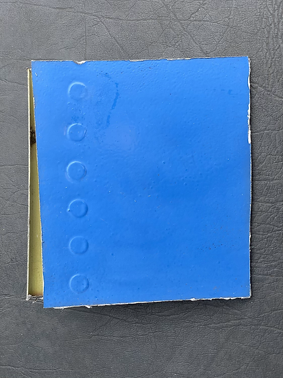 Super Guppy G-BTGV blue off cut with backing